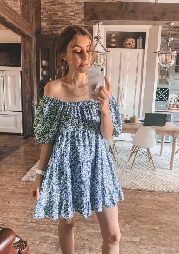 Fall dresses from Target