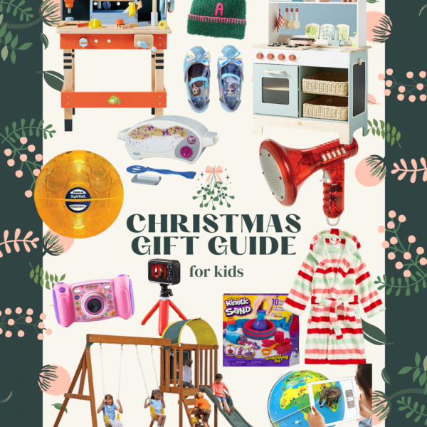 Christmas gift ideas for kids | There's something for every child on your list! | Kansas City life, home, and style blogger Megan Wilson shares Christmas...