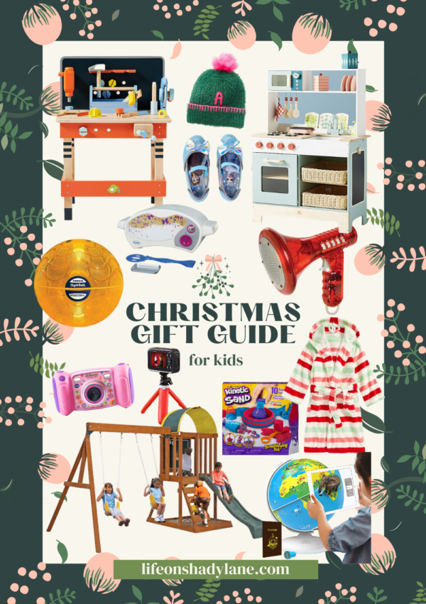 Christmas gift guide | for kids