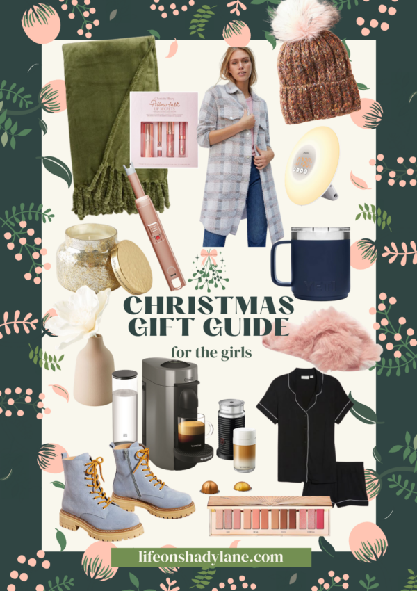Christmas Gift Guide | for the girls