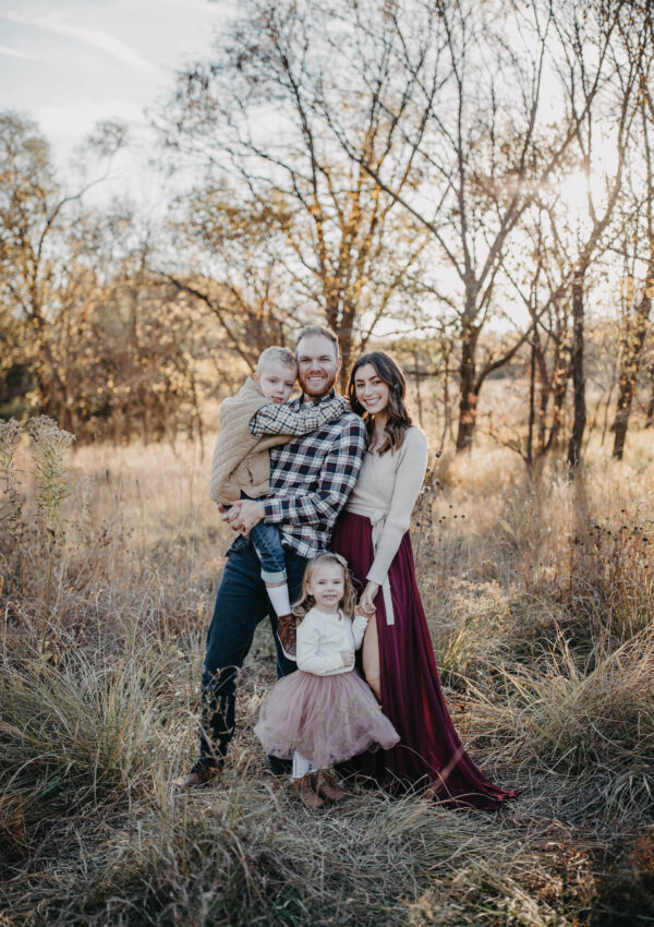Outfits for your Fall + Holiday Family Photos