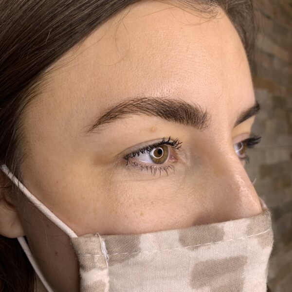 I'm sharing the entire microblading process - from start to finish (including progress pictures while my eyebrows heal!) | Plus, a Q & A !
