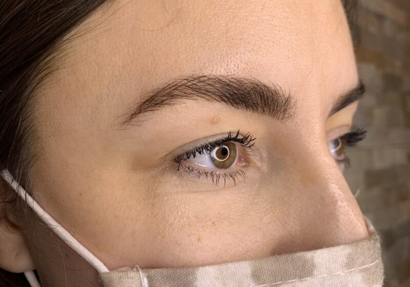 My Experience with Microblading (plus a Q & A)