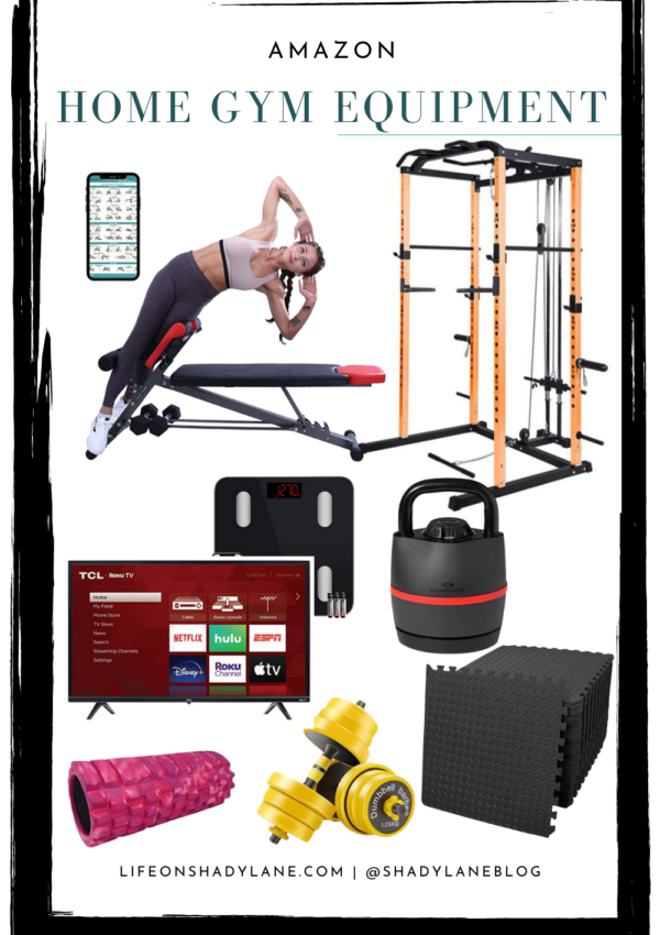 Home Gym Must Haves