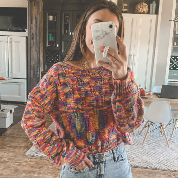 Affordable casual style from Target for that weird time of year between winter and spring. ;) | Kansas City life, home, and style blogger Megan Wilson shares fashion finds from Target