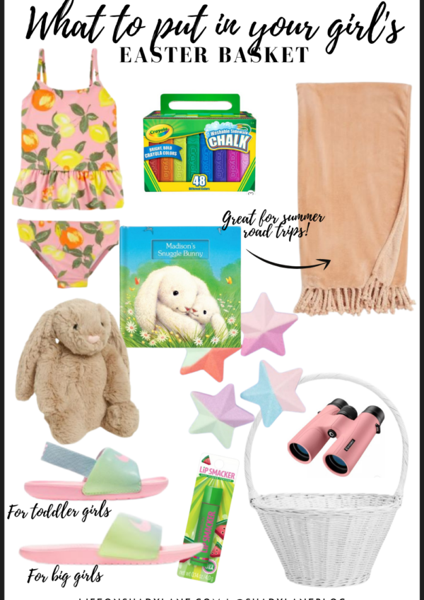 Easter Basket ideas for your kids!