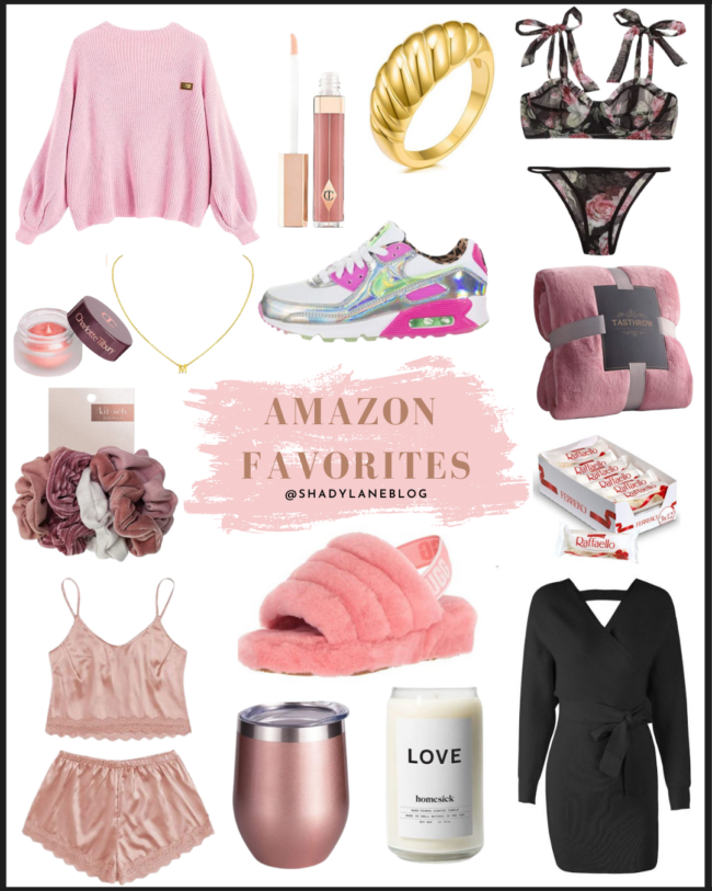 A roundup blog post of all the must have Amazon items you need | my most recent Amazon favorites | Kansas City life, home, and style blogger Megan Wilson shares her Amazon Finds and Favorites