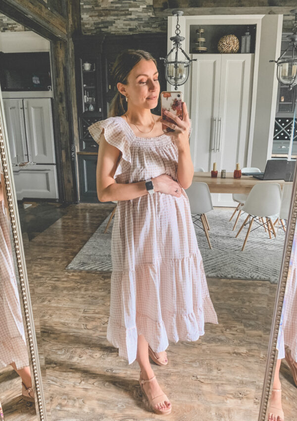 Maternity-friendly Try-On with Petal & Pup | June