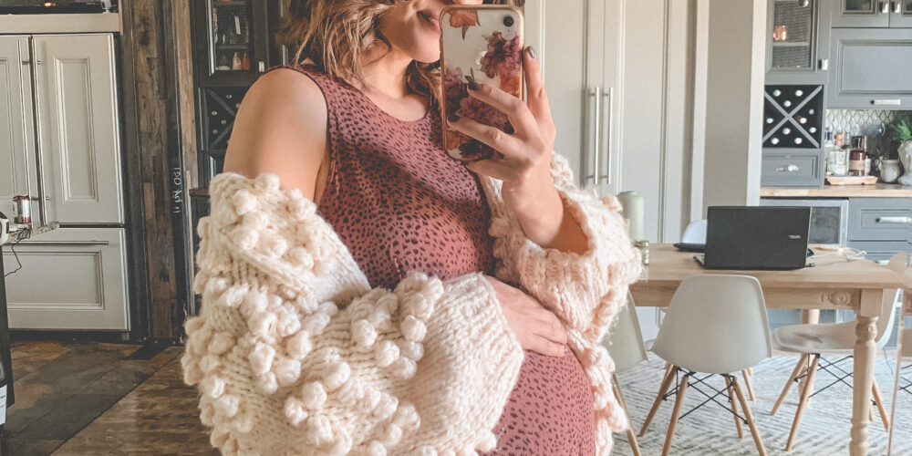 Cardigans to wear this fall that will keep you cozy and looking stylish! | Kansas City life, home, and style blogger Megan Wilson shares fall cardigans @itsmegwilson on IG
